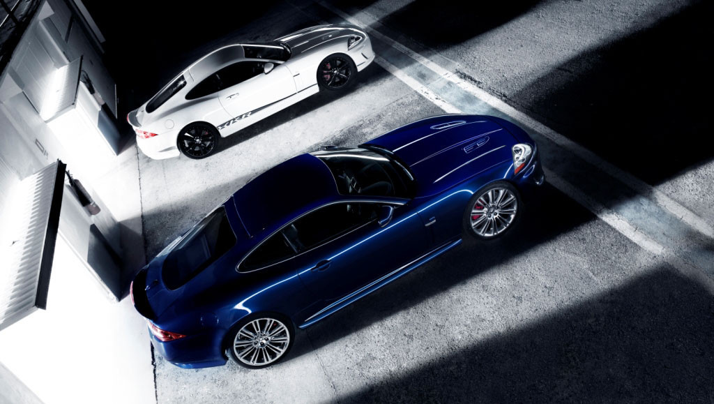 "Foto de Jaguar XKR ""Speed Pack"" y ""Black Pack"" (4/6)"