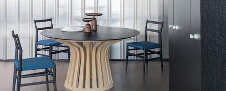 Cassina celebra el 60 aniversario de la icónica silla Superleggera con nuevas versiones y acabados