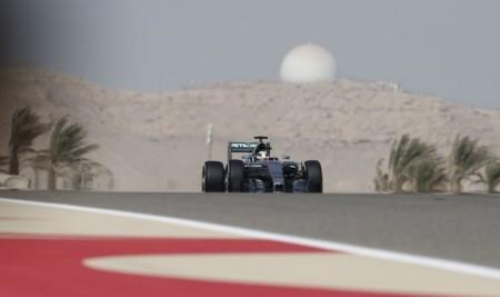 Lewis Hamilton Gp Bahrein 2015