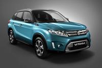 Así es la nueva Suzuki Vitara 2015
