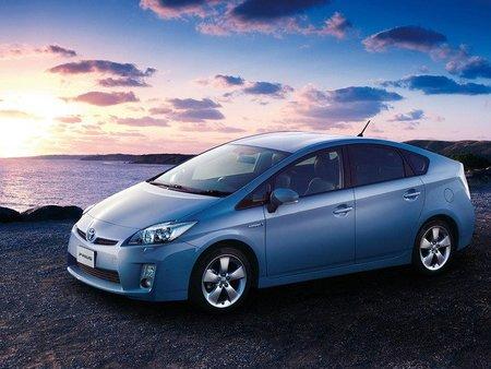 Los coches más vendidos en Japón durante el primer semestre de 2010