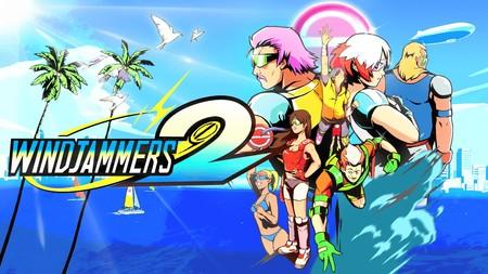 El nuevo Steam Game Festival nos permitirá probar temporalmente una demo de Windjammers 2 a partir de mañana