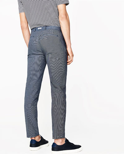 Hasta Donde Llevar El Dobladillo De Tu Pantalon Te Decimos Como Lucir Fresco Y Cool En Primavera