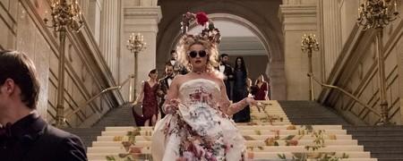 Helena Bonham Carter De Dolce Gabbana