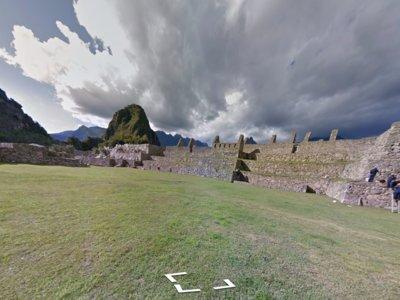 Google Street View ahora te permite visitar Machu Picchu