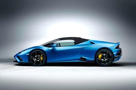 Lamborghini Huracan Evo Spyder Rwd 13