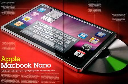 Macbook nano y vídeo del portátil que quería ser delgado