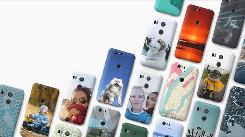 Personalización a tope para los nuevos Nexus con las Live Cases de Google
