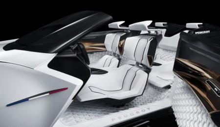 Peugeot Fractal Interior