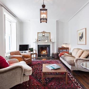 Viajamos a Dublín para alojarnos en una casa histórica de estilo Georgiano