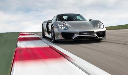 Porsche quiere un sucesor para el 918 Spyder, aunque se demorará hasta 2025