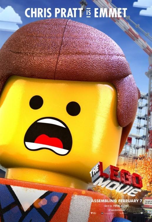 Foto de Carteles de 'La LEGO Película' (8/17)
