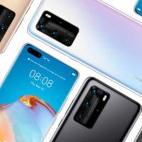 Huawei P40 Pro y Huawei P40 Pro+: lo más premium de Huawei llega con una pantalla curva de 90 Hz y hasta cinco cámaras