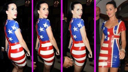 Katy Perry limando asperezas transatlánticas