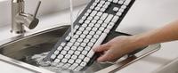 Logitech Washable, el teclado que también le gusta bañarse
