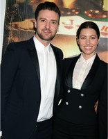 Justin Timberlake y Jessica Biel aprovechan el 2x1 en esmoquin