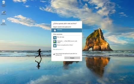 Otro bug de Windows 10 impide cambiar aplicaciones predeterminadas asociadas a archivos