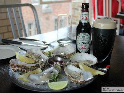 Visita a la Guinness Storehouse en Dublín. ¿Qué hacer y qué comer?