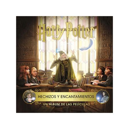 Libro Harry Potter Hechizos Y Encantamientos 1