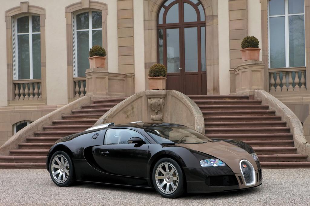 Foto de Bugatti Veyron Fbg par Hermès (2/22)