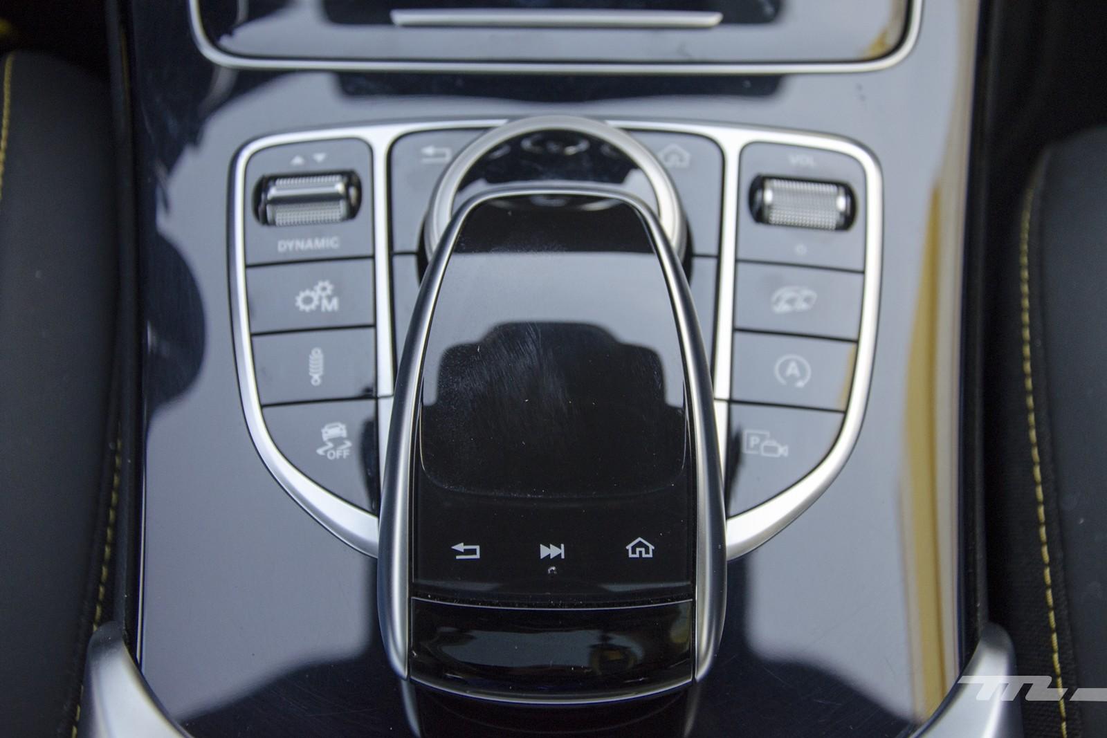 Foto de Mercedes-AMG C 63 S 2019, prueba (12/53)