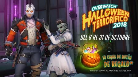Overwatch celebra su Halloween Terrorífico: el monstruo de Junkenstein regresa junto con seis nuevos aspectos legendarios