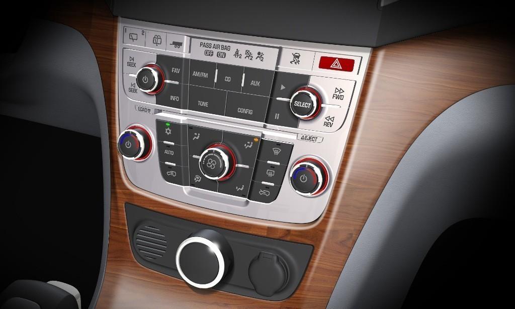 Foto de Futuristas prototipos de interiores de General Motors (5/7)