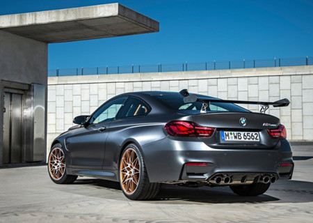 Bmw M4 Gts 2016 800x600 Wallpaper 13
