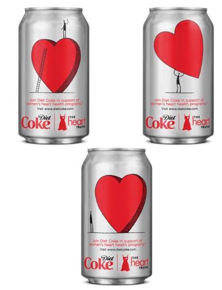 Lata de Coca-Cola diseñada por Tom Gauld