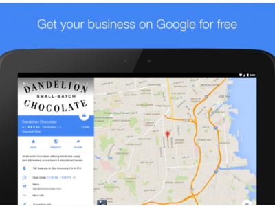 Google My Business 2.0 recibe rediseño a Material Design