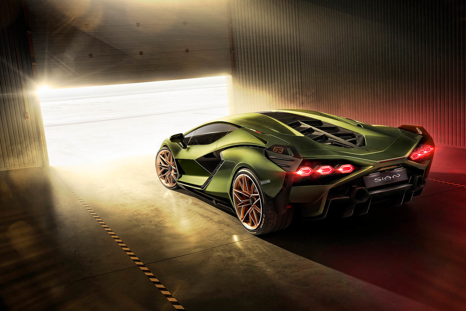 Foto de Lamborghini Siàn (2/18)