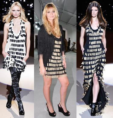 Mischa Barton encuentra su sitio en la Semana de la Moda de Londres