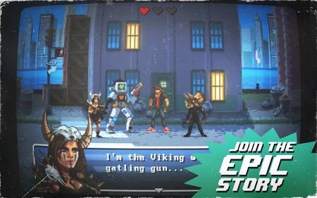 Kung Fury: Streets Rage