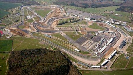 """GP de Gran Bretaña 2010: El """"nuevo"""" Silverstone no será más rápido que Monza"""