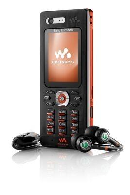 Sony Ericsson W880, presentado oficialmente