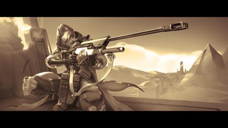 Ana y la nueva actualización de Overwatch ya se encuentran disponibles para la PC