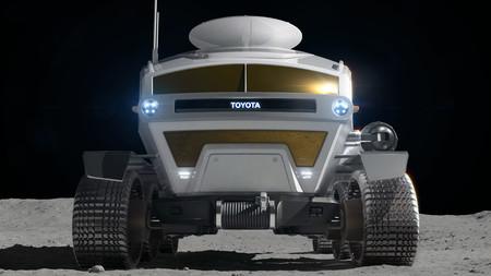 Jaxa And Toyota Pressurised Rover Concept 6