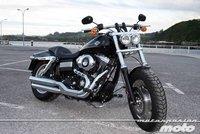 Harley Davidson Dyna Fat Bob, prueba (características y curiosidades)