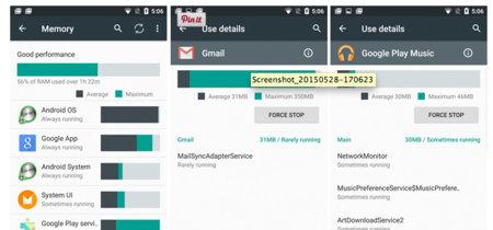 Novedades de Android M: un nuevo gestor de memoria RAM