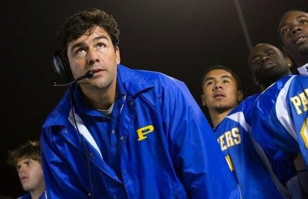 Eric Taylor: Protagonista de Friday Night Lights