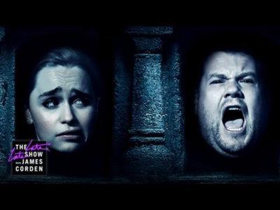 Las cabezas de la Sala de los Rostros de 'Juego de tronos' se aburren, la imagen de la semana