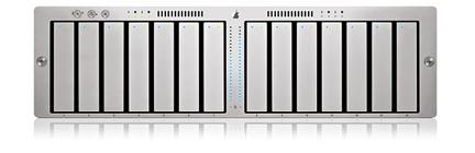 Apple actualiza la capacidad de XServe RAID a 10.5TB