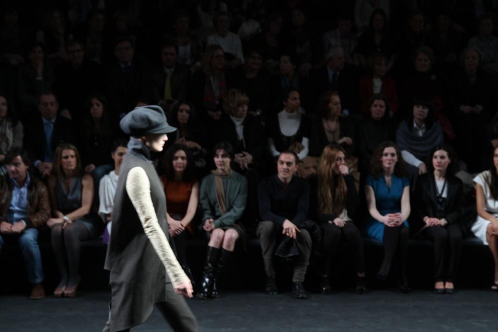 Foto de Jesús del Pozo en la Cibeles Fashion Week Otoño-Invierno 2011/2012 (54/71)
