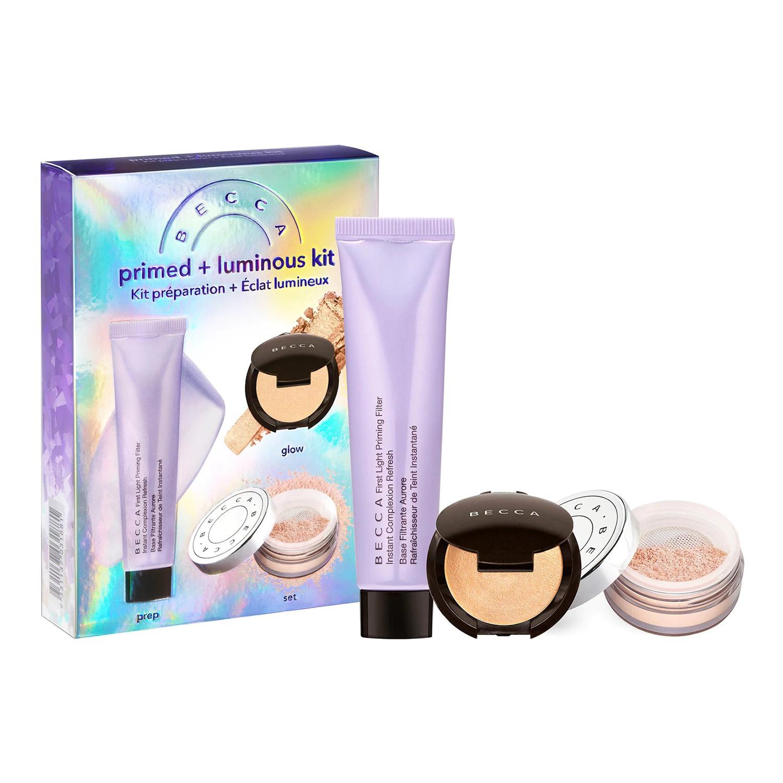 Primed + Luminous Kit de Becca Cosmetics