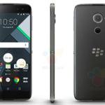 La siguiente creación de BlackBerry parece otra vez muy Alcatel: nuevas fotos filtradas de la DTEK60