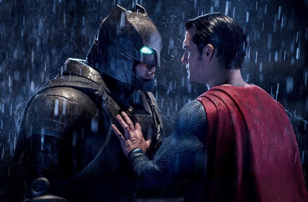 Ben Affleck Henry Cavill Batman V Superman El Amanecer De La Justicia