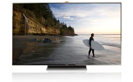 Samsung SmartTV ES9000, 75 pulgadas de belleza llegan a México