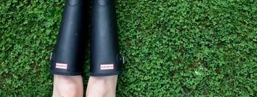 13 botas de agua Hunter, UGG o Camper rebajadísimas en El Corte Inglés para caminar bajo la lluvia con estilazo