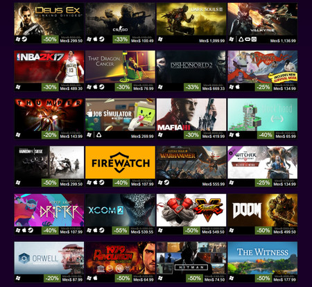 The Game Awards 2016 Ofertas