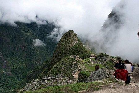 Machu Picchu desde Wayna Picchu